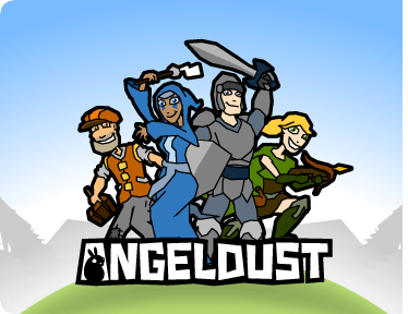 Angeldust: Adventure. Anywhere!